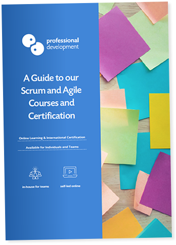 Guide to Scrum and Agile Brochure